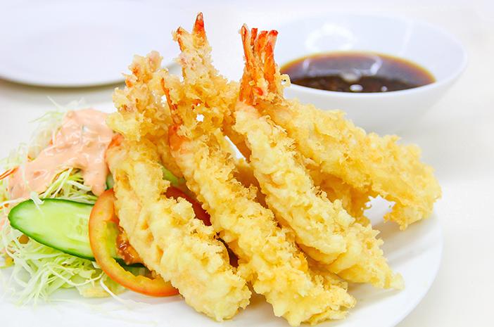 Untuk Pecinta Makanan Jepang, Ini Manfaat Makan Tempura Udang