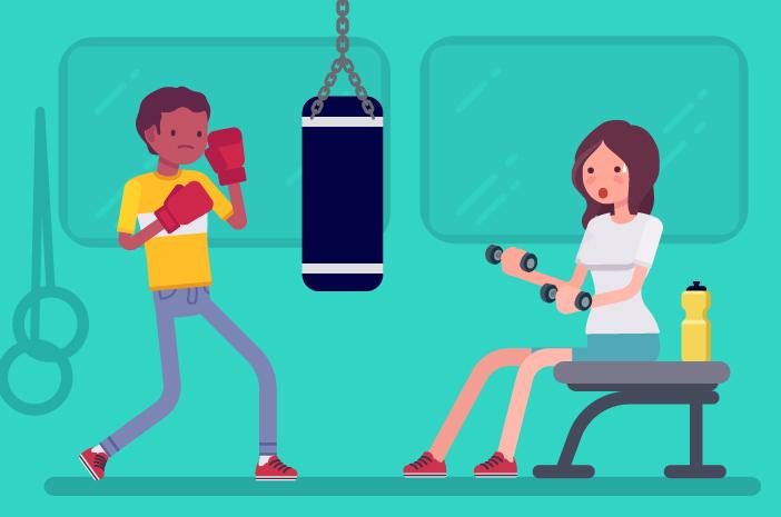 4 Olahraga Simpel agar Tubuh Tetap Bugar dan Sehat