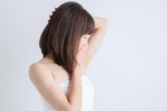 6 penyebab bau badan tak sedap