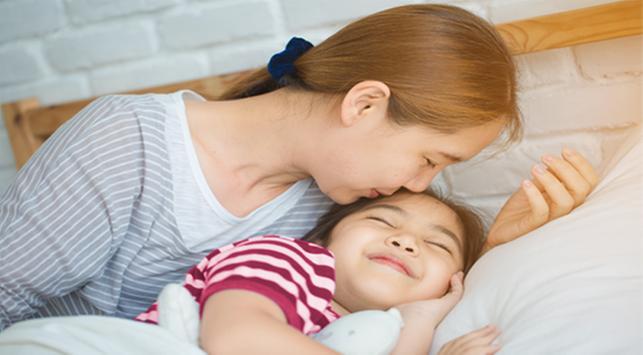 Cara Jitu Membangunkan Anak Saat Sahur