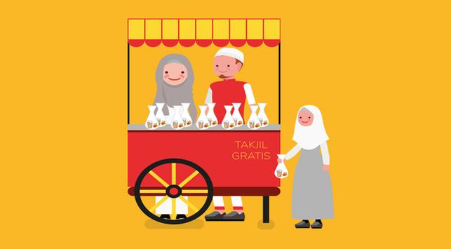 Jadikan Ramadan Momen untuk Ajarkan Anak Berbagi