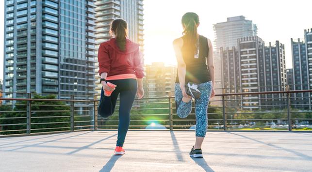 Sehat Berpuasa dengan Rutin Olahraga