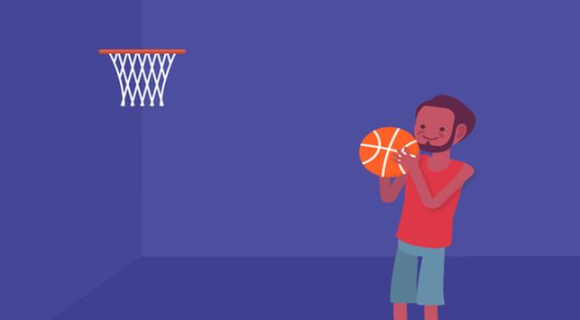 Relasi antara Basket dan Tinggi Badan