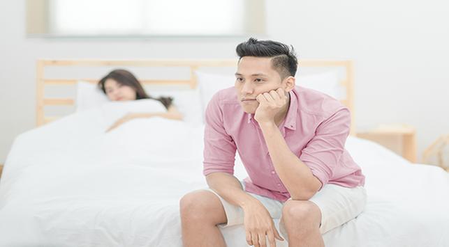 6 Tips Menahan Keinginan untuk Berhubungan Intim