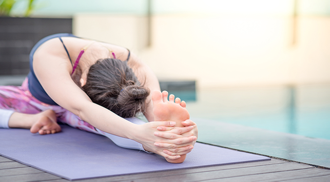 4 Gerakan Pilates Supaya Tidur Nyenyak