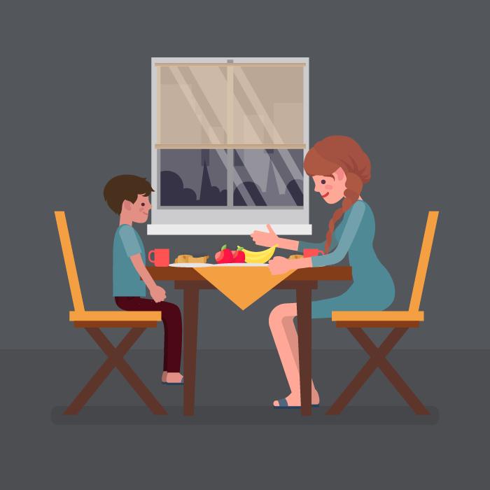 6 Tips Mengajarkan Anak Berpuasa
