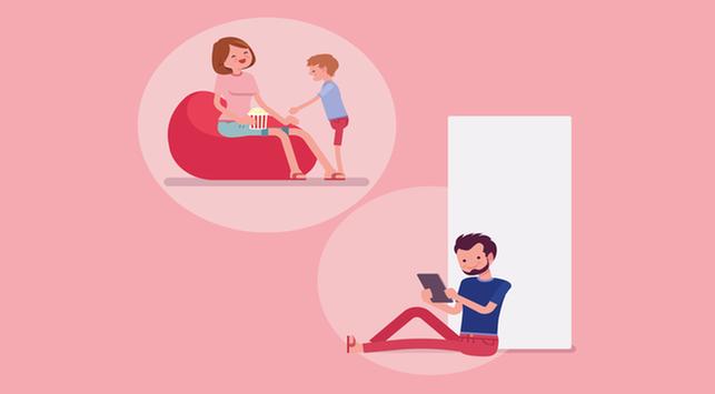 Anak Tidak Akrab dengan Ayah, Bisa Jadi Ini Penyebabnya