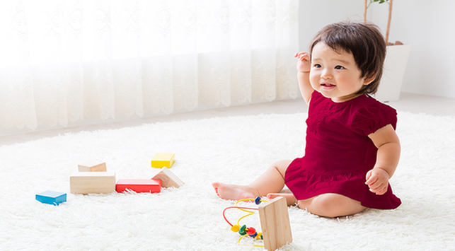 Tahap Pertumbuhan Anak Sesuai Usia 1- 3 tahun