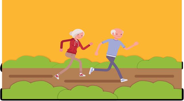 Cegah Sakit Jantung, Ini 5 Jenis Olahraga untuk Orang Tua