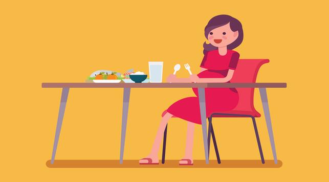 Cara Mengatur Pola Diet bagi Ibu Hamil