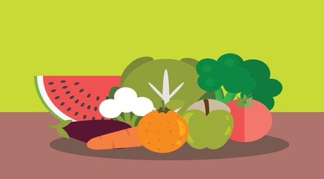 Turunkan Berat Badan dengan Program Diet DASH