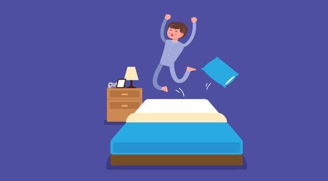 Anak Tidur Tidak Teratur? Ini Penyebabnya