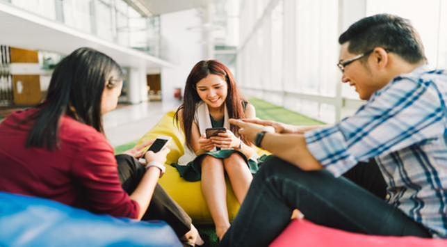 Pengaruh Sosial Media pada Remaja
