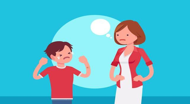 Hindari Mengatakan ini Saat Anak Laki-laki Menangis