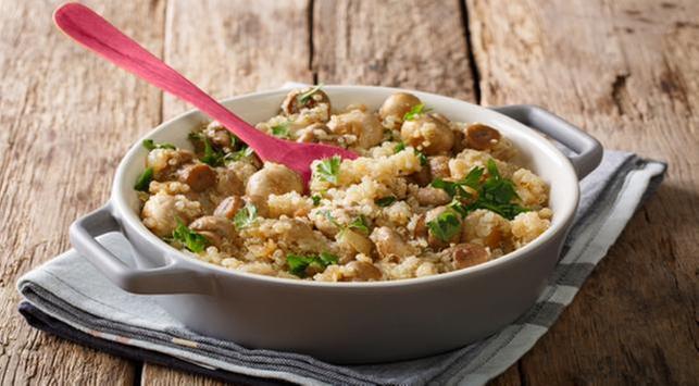 Sahur Pakai Quinoa Bikin Kenyang Lebih Lama