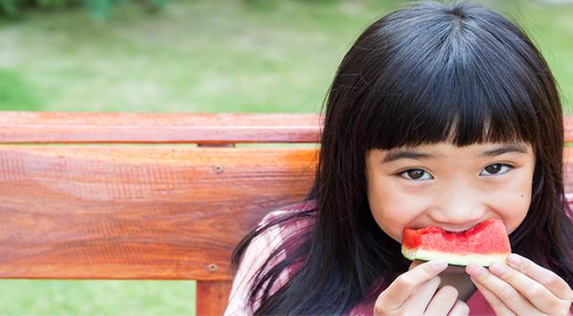 5 Manfaat Semangka Bagi Pertumbuhan Anak