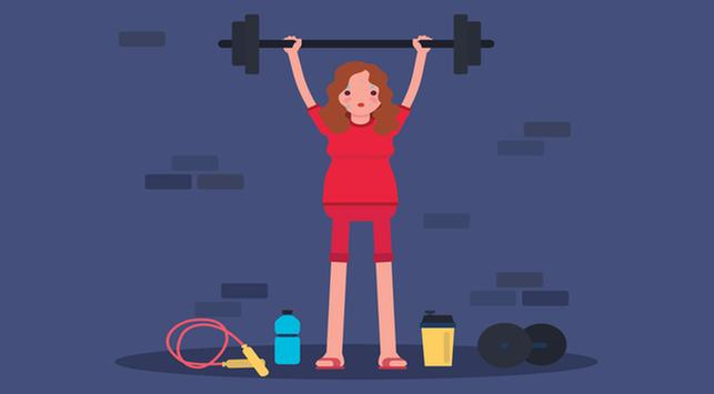 Punya Badan Gemuk? Berikut Tips Olahraga Agar Efektif
