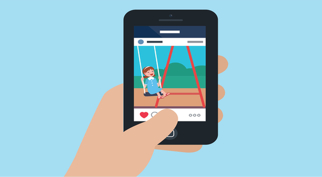 Posting Foto Anak di Medsos, Perlu atau Berbahaya