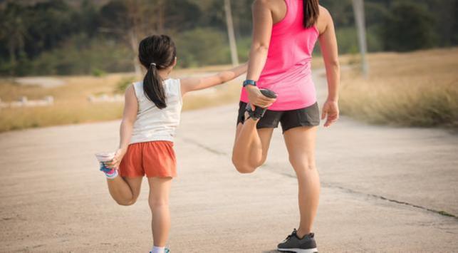 Anjuran Olahraga untuk Anak di Bulan Puasa