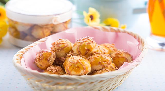 Kue Nastar, Makanan Khas Lebaran yang Banyak Manfaat