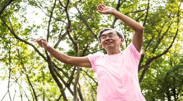Senam sehat orang tua, gerakan senam sehat