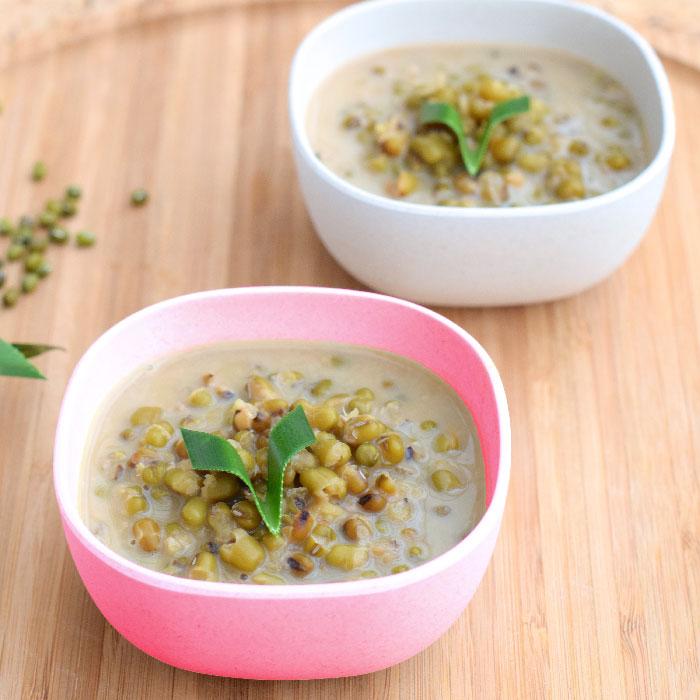 manfaat kacang hijau, bubur kacang hijau, zat besi
