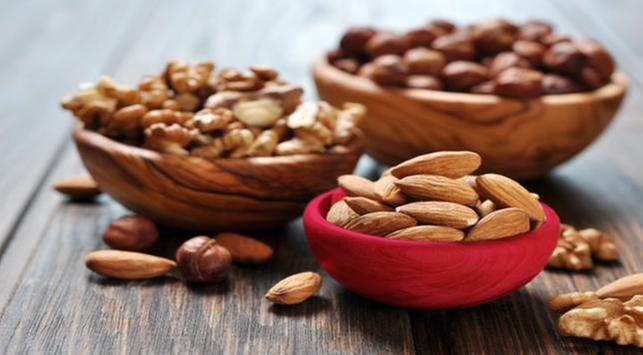 kacang untuk kesehatan, camilan sehat, kacang sebagai camilan sehat