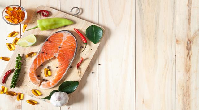 manfaat minyak ikan, minyak ikan, makanan sehat
