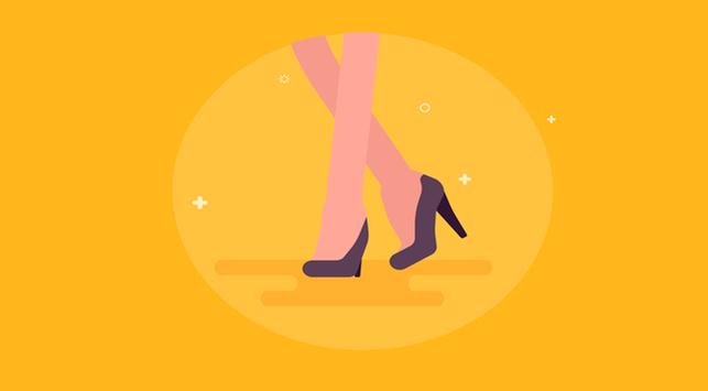 high heels saat hamil, bahaya mengenakan high heels saat hamil, jangan menggunakan high heels saat hamil, tips menggunakan high heels saat hamil