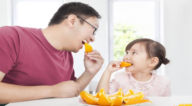 buah vitamin c, manfaat jeruk