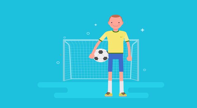 Inilah 5 Perlengkapan yang Dikenakan Pesepak Bola dan Manfaatnya