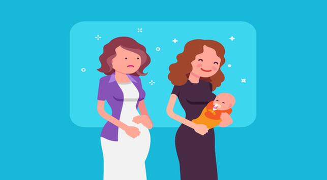 menghadapi postmatur, tips menghadapi postmatur atau bayi telat lahir, ketika bayi telat lahir, tips buat ibu hamil