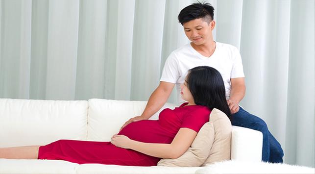 menghadapi mood swing ibu hamil, perubahan hormon, ibu hamil