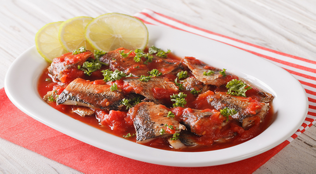 manfaat ikan sarden, omega 3, diet sehat