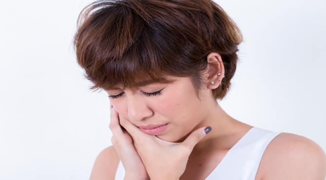 rahang terasa kaku, actinomycosis, infeksi bakteri