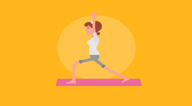gerakan yoga untuk kulit