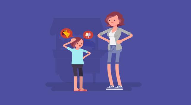mengajarkan anak untuk mengambil keputusan