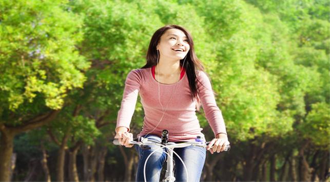 dampak terlalu sering bersepeda pada wanita