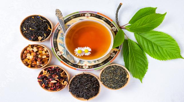 teh yang lebih sehat, macam-macam teh, manfaat teh, kandungan teh untuk kesehatan, jenis-jenis teh