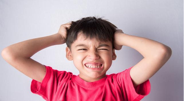sakit kepala,sakit kepala pada anak,anak mengeluh sakit kepala