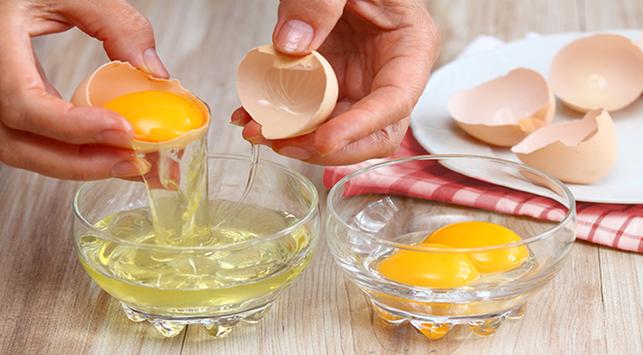 manfaat putih telur, manfaat putih telur untuk kesehatan, mengolah putih telur