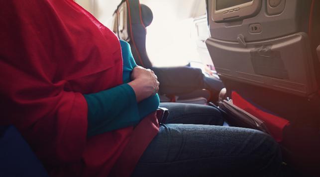 tips kehamilan, usia kehamilan boleh naik pesawat, ibu hamil naik pesawat,hamil naik pesawat