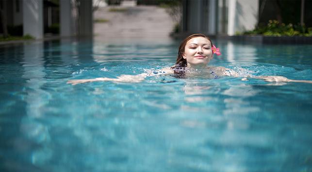 teknik bernapas saat berenang