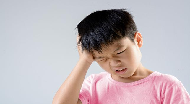 Anak migrain, atasi migrain pada anak, migrain pada anak, sakit kepala pada anak