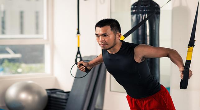 kalistenik, olahraga kalistenik, bentuk otot tubuh
