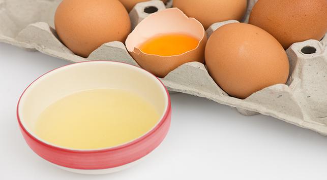 manfaat putih telur, putih telur untuk payudara, perawatan payudara