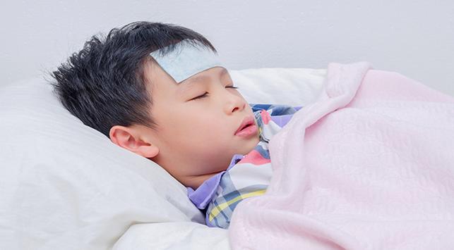 demam setelah imunisasi