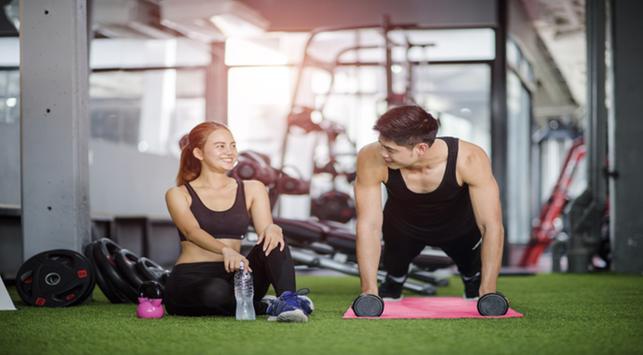 manfaat olahraga bersama pasangan
