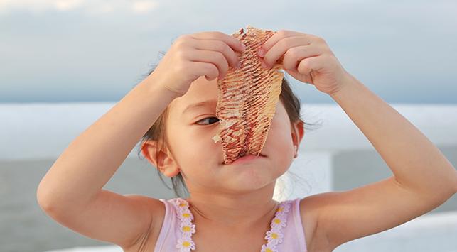 makan ikan bikin anak cerdas,