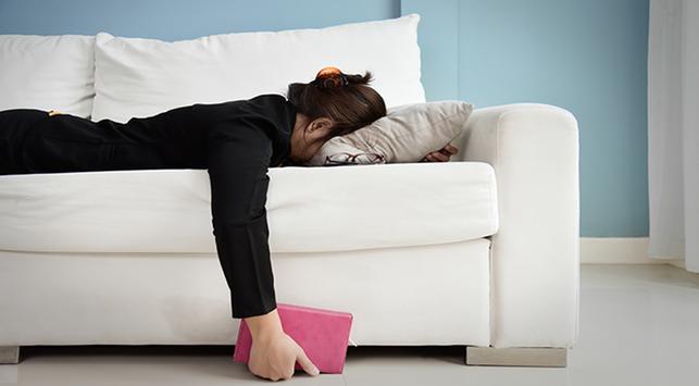 mengatasi lelah berlebihan
